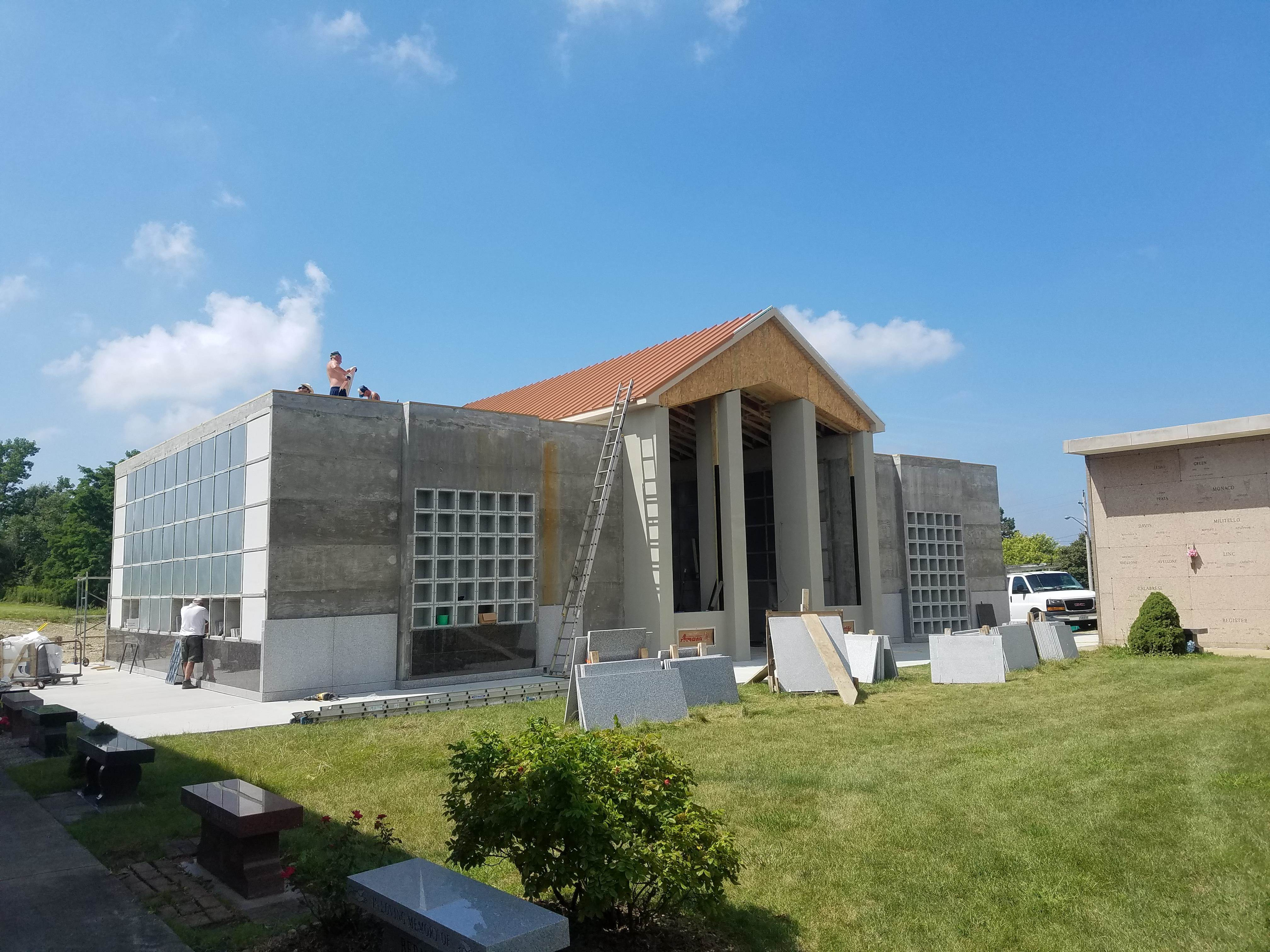 Cleveland Cemetery and Mausoleum